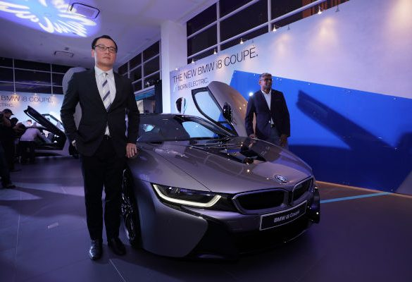 BMW Malaysia presents the New BMW i8 Coupé