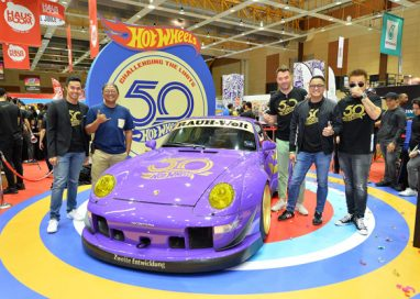 The Track to Success: Hot Wheels kicks off 50th Anniversary Celebrations in Malaysia