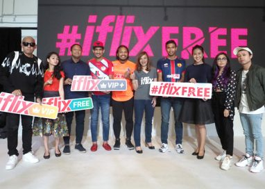 Break FREE with iflix