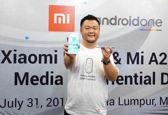 Xiaomi Mi A2 is officially available in Malaysia