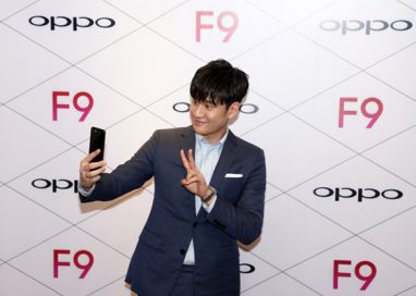 Neelofa and Eric Chou bring Glitz and Glamour to the OPPO F9 Press Conference