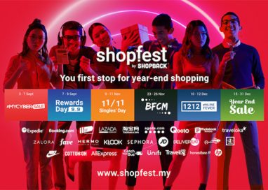 ShopBack launches ShopFest in APAC