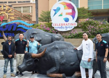 Sunway Lagoon takes pride in celebrating Malaysia's 61st National Day