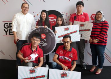 Tune Talk MINI Cooper Giveaway and Merdeka Campaign Launch in conjunction of 9th Year Anniversary