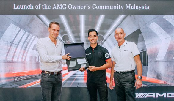 The launch of the AMG Owners Community Malaysia