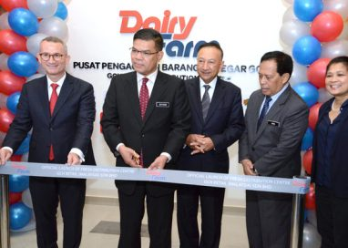 RM116 Million GCH Retail Distribution Centre brings consumers nationwide Fresher Products, More Value