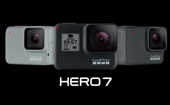GoPro HERO7 Black features Gimbal-Like Video Stabilization In-Camera