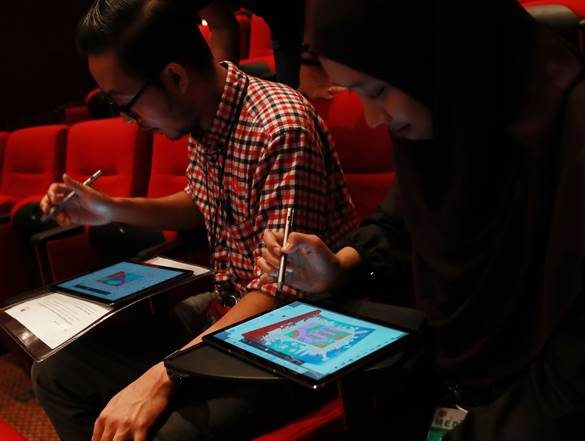 HUAWEI brings the Beauty of Malaysia to Life through Digital Art