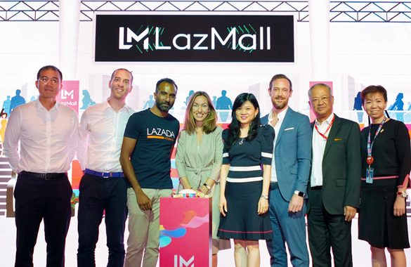 LazMall set to become Largest One-Stop Shopping Destination in Southeast Asia
