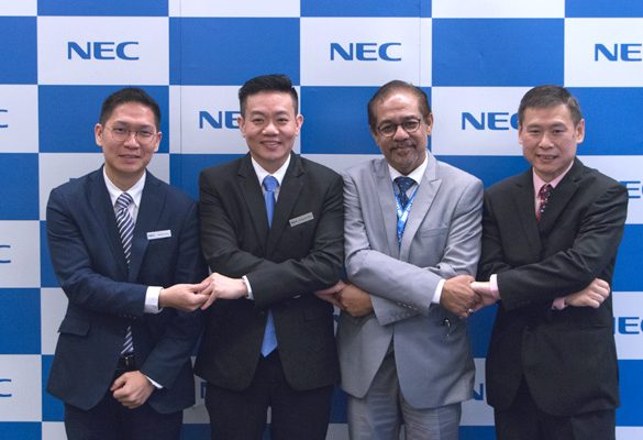 NEC Corporation of Malaysia hosts NEC Smart City Forum 2018