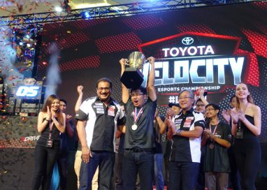First Toyota Velocity Championship shows off the Dynamic and Sporty Side of the Brand