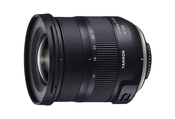Lens Feature: Tamron SP 17-35mm F/2.8-4 Di OSD