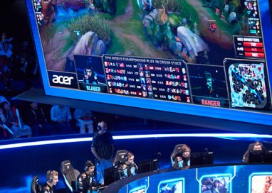 Acer continues as Proud Partner and Official Monitor Provider of the 2018 League of Legends World Championship