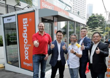 First Humanless Retail Technology powered by Image Recognition launched In Malaysia