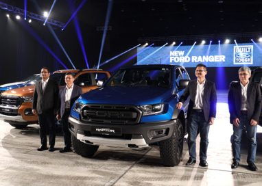 New Ford Ranger Features New Generation Powertrain with 10-speed Transmission, New Advanced Features for Greater Capability