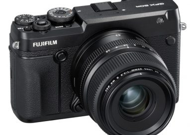 Fujifilm to introduce GFX 50R