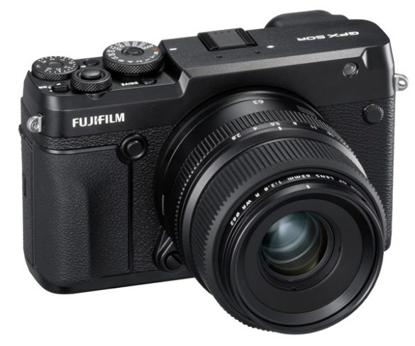 Fujifilm to introduce GFX 50R