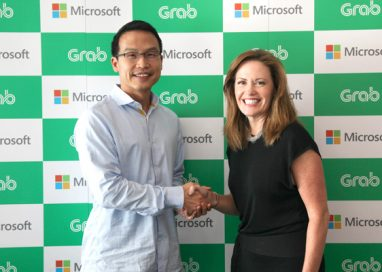 Grab forges strategic cloud partnership with Microsoft to drive innovation and adoption of digital services across Southeast Asia