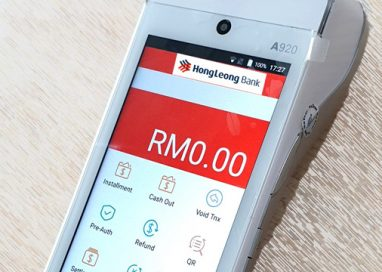 Hong Leong Bank introduces First-in-Market, All-in-One Smart Point-of-Sales Payment Terminal