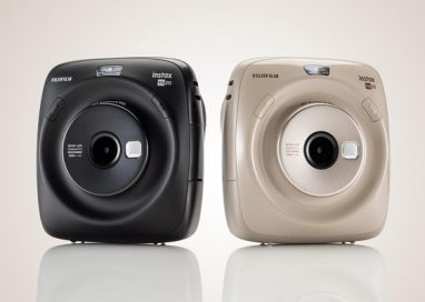 Fujifilm announces New Hybrid Instant Camera – Instax Square SQ20