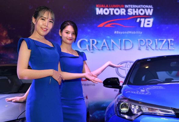 KLIMS'18 hypes up with Advertising & Promotion Mileage and launch Car Prizes for visitors