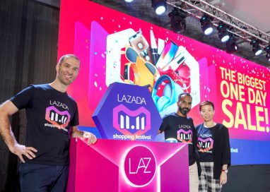 Lazada unveils Multi-Screen Shopping Experience ahead of 11.11 with First Ever Star-studded TV Show