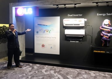 LG introduces New Air Conditioner Range – DUALCOOL for Homes