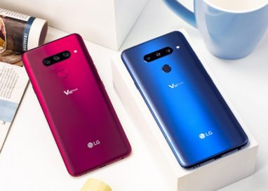LG delivers Ultimate Five-Camera Smartphone with LG V40 ThinQ