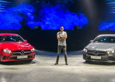The New A-Class. Just like You.