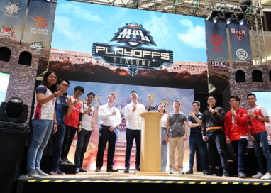 8 teams battle at the MPL MY/SG Season 2 Playoffs
