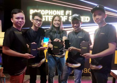Geek Fam showcases POCOPHONE F1 as the Perfect Gaming and Performance Smartphone