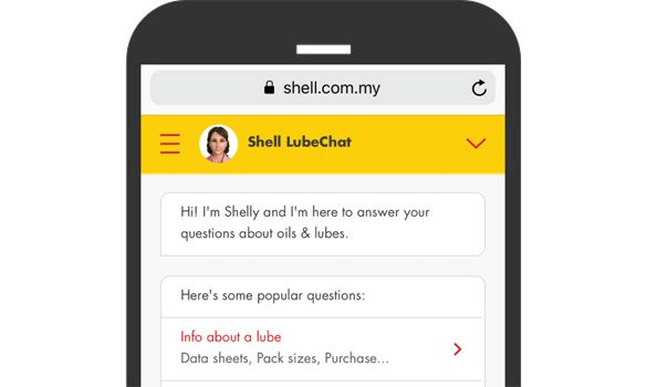 Meet Shelly, Shell Malaysia's New Ai-Powered Chatbot Tool for Lubricants Customers