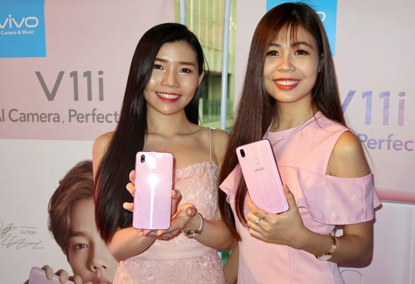 Vivo unveils Fairy Pink V11i in Malaysia