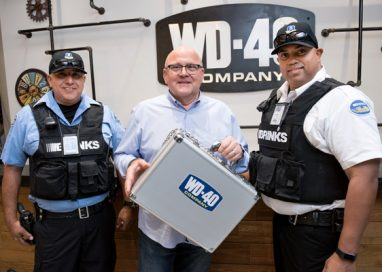 WD-40 Company enlists Armored Security to move Top-Secret Formula to New Location, celebrates 65th Anniversary