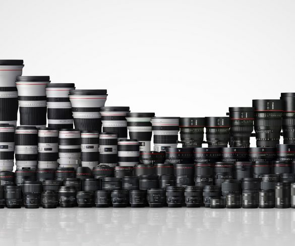 How Canon EF lenses are made – DCM Feature
