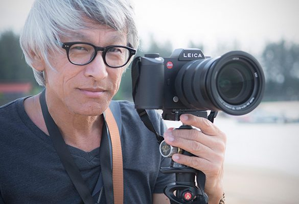 Interview: Adam Tan, Eyes of LEICA SL