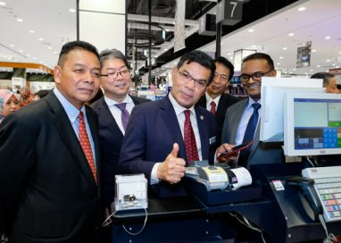 AEON Group Leads the Way into a Cashless Society