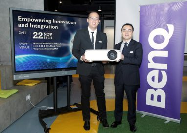 BenQ releases the New Integrated Display Solutions to satisfy the Needs of Interactive Visual Experiences in Any Meeting Room and Classroom