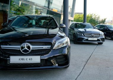 Never Stop Improving – the Mercedes-Benz C-Class