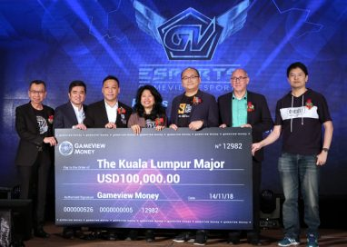 Gameview Money exclusively launch GV Esports