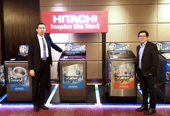 Hitachi continues to Upgrade For Life with New Home Appliances