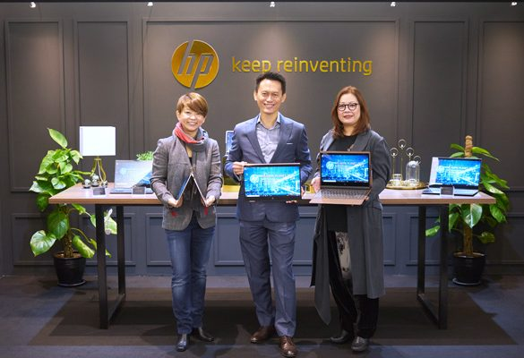 HP South East Asia and Korea Keeps Reinventing for SMBs and Consumers