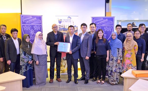 Huawei ICT Academy announces strategic partnership with University of Malaya