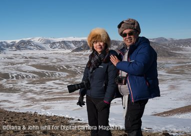 Interview: John & Diana Ishii, Mongolia Winter with Leica Cameras