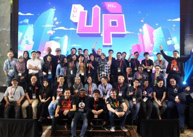 LEVEL UP KL 2018 empowers Developers to explore New Technology in Games