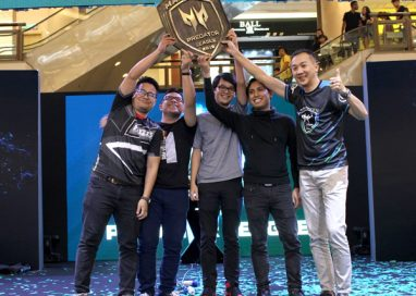 Team Lotac & Team Asbol conquer DOTA2 and PUBG Malaysia Champion Titles in the Asia Pacific Predator League 2019