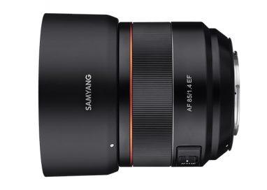 Lens Feature: Samyang AF 85mm F1.4 EF