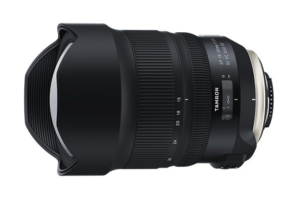 Lens Feature: Tamron SP 15-30mm F/2.8 Di VC USD G2