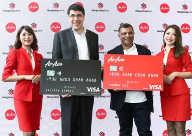 Fast track to Free Flights with the All-New AirAsia Hong Leong Bank Credit Card