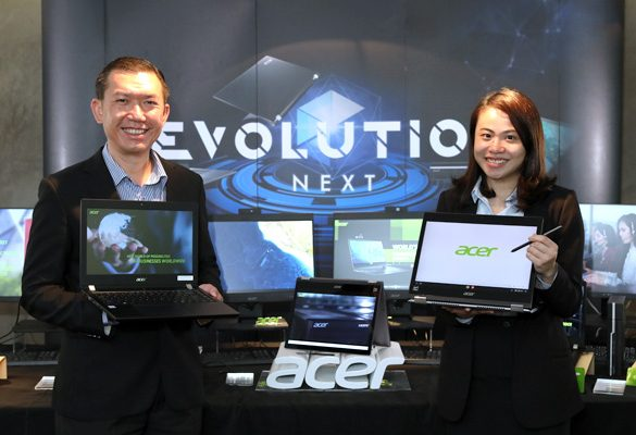 Acer extends range of Veriton, TravelMate and Chromebook Spin Devices